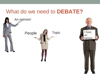 The Great Debate Powerpoint