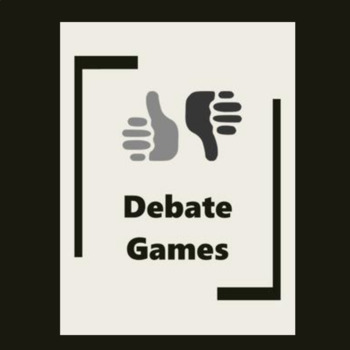 Debate Games