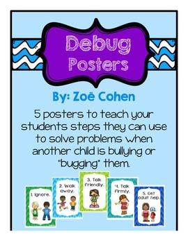 Debug Posters