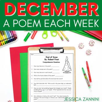 December A Poem Each Week