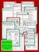 December Christmas Second Grade Math and Literacy NO PREP