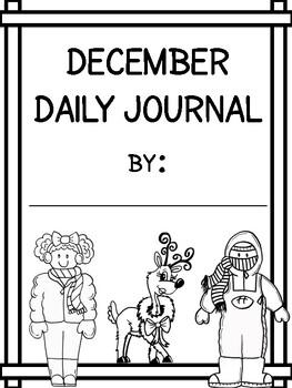 December Daily Journal - 2016