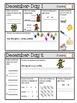 December Daily Language Arts, Grammar, and Phonics - 1st Grade
