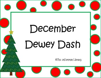 December Dewey Dash