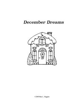 December Dreams: An elementary rhyming multi cultural holi