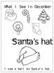 December Emergent Reader Book - Preschool - Kindergareten - First