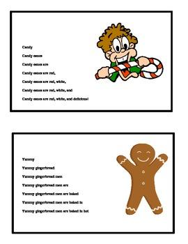 December Fluency Pyramid