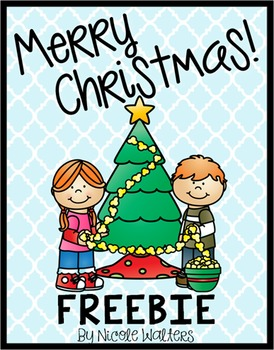 December Freebie