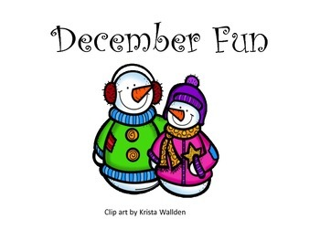 December Fun