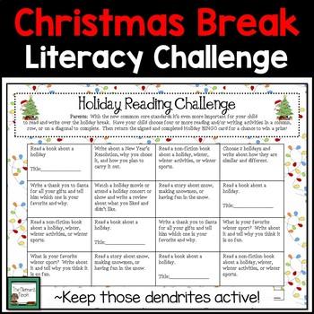 Reading Challenge- December