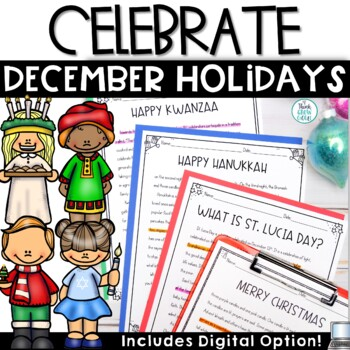 December Holidays Non Fiction