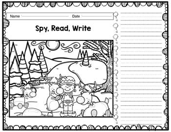 I Spy Bilingual Sight Words