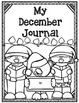 December Journal Prompts (differentiated prompts for daily