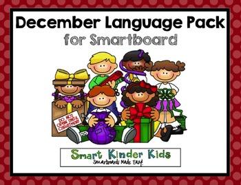 December Language Pack for Smartboard