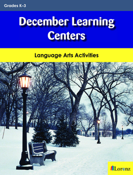 December Learning Centers