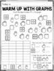 December Math Journal (1st Grade)