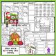 December Math and Literacy Centers for Kindergarten {CCSS}