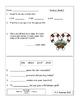 December Morning Work Fourth Grade Common Core Standards
