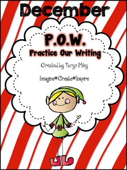 December POW (Practice Our Writing)