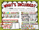 December Pocket Charts --- Four Math and Literacy Pocket C