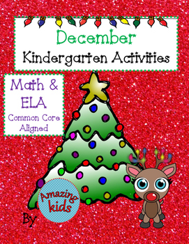 December - Kindergarten Activities