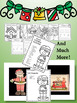 December Purposeful Printables - Writing - ELA - Art - Gra