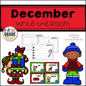 December - Read and Write the Room