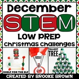 STEM Challenges for December
