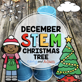 December STEM Activity: Christmas Tree Challenge