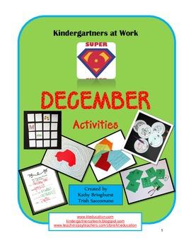 December Super 6 Activities