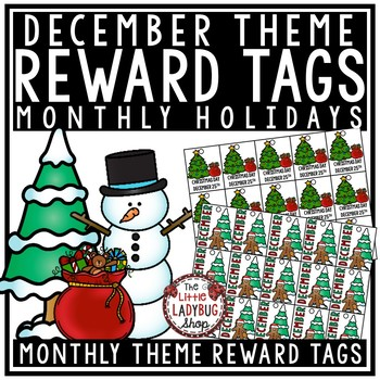 December Theme Brag Tags