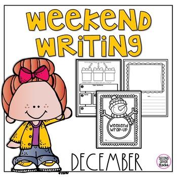 December Weekend Writing