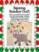 December Writing Printables with a Craft