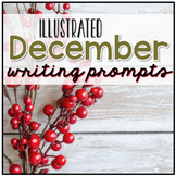 December Writing Prompts - December Journal Prompts ( Crea