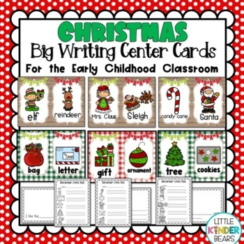 December Writing Staton Center for the Early Childhood Classroom