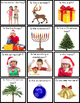 December YES/NO Mini Question Cards for Autism and Languag