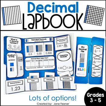 Decimal File Lapbook