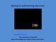 Decimal Movement Memory Tricks PowerPoint