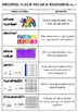 Decimal Number Sense Vocab Sort and Word Wall Cards
