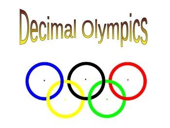 Decimal Olympics