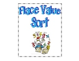 Decimal Place Value Sort