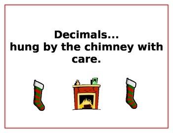 Decimal Stockings
