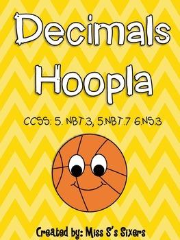Decimals Hoopla