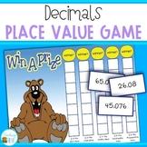 Decimals Place Value Game