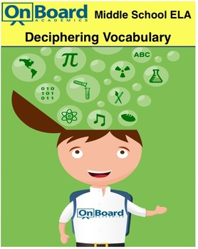 Deciphering Vocabulary-Interactive Lesson