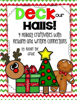 Deck our Halls- Holiday Craftivities