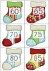 Deck the Halls with Number Lines! Printable number cards a