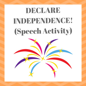 Declare Independence