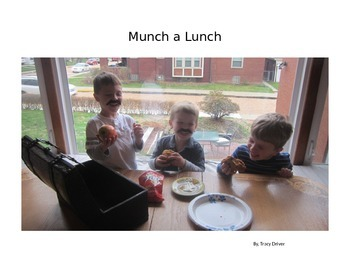 Decodable Book: Munch a Lunch