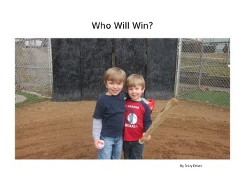 Decodable Book: Who Will Win?